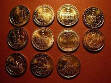 Pièces euro pour 2 euro année 2009