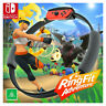 Ring Fit Ringfit Adventure for Nintendo Switch Brand New