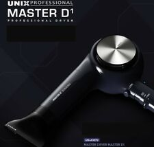 Unix Pro 3D Air Spin Hair Dryer Un-A1870 For Hair Salon Fast Styling Korean Made