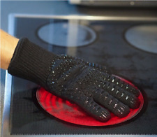 STOVE FIRE HEAT RESISTANT GLOVE - HOT MITT