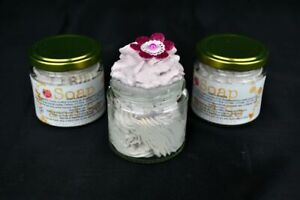 NATURAL COCOA AND SHEA BUTTER WHIPPED BODY LOTION - PARMA VIOLETS