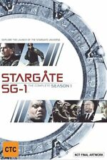 Stargate SG-1 : Season 1 (DVD, 2007, 5-Disc Set)