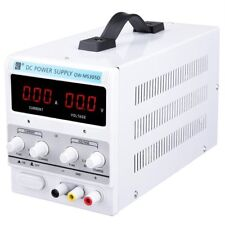 30V 5A Precision Variable Dual Digital Lab DC Power Supply