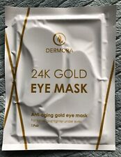 Gold Eye Mask (1 Pair)