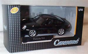 Porsche 911 in Black 1-43 scale new in box