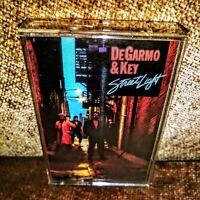 DeKarmo & Key - Street Light CASSETTE *Excellent*