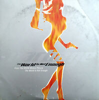 Garbage ‎CD Single The World Is Not Enough - Europe (G/EX+)