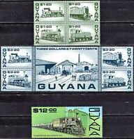 Guyana - Mi-Nr 1917/1926 postfrisch / MNH ** (E1008)