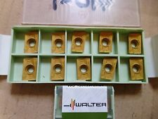APMT 15T3PDL Walter Select Milling Inserts, Brand New Pack of Ten