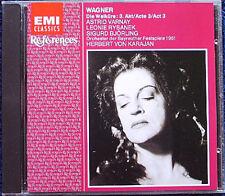 WAGNER: DIE WALKÜRE Act 3 Astrid Varnay Leonie Rysanek Björling KARAJAN 1951 CD