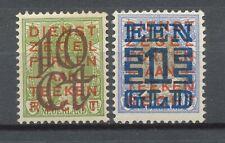 Nederland  132 - 133 C ongebruikt