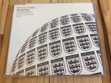 Ant & Dec We're On The Ball UK CD Single Never Played Mint World Cup Anthem