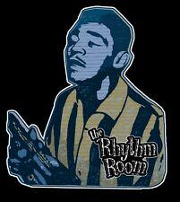 Rhythm Room Fundraiser Sticker Vinyl Decal KEEP The Rhythm Room Going! Lil Walt