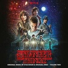 Dixon Stein Stranger Things Season 1 Vol 2 LP Vinyl