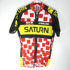 Vintage Pearl Izumi Saturn Cycling Bicycle Jersey Mens Size M Made in USA