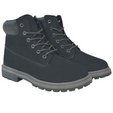 Botas de hombre negro talla 43 #131723