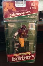 McFarlane College Football Series 2 - Marion Barber III, Minnesota Golden Gopher