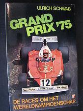 Peters Grand Prix '75 (F1) Ulrich Schwab (Nederlands) (F1BC)