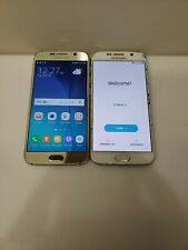 Lot Of Two! Samsung Galaxy S6 Sm-G920 - 32 Gb - Smartphone