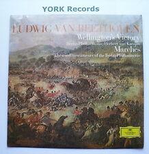 DG 643 210 - BEETHOVEN - Wellington's Victory KARAJAN Berlin PO - Ex LP Record