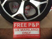 FORD FIESTA 2010 reg car ALLOY WHEEL 205/14R/17.