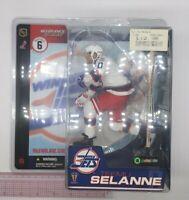 Mcfarlane NHL Series 6 Teemu Selanne (Winnipeg Jets) White Jersey Variant MC17