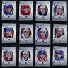 2018-19 Upper Deck Series 2 UD Rookie Portraits Hockey Cards Pick From List