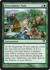Descendants' Path mtg magic the gathering NM/LP Green CNY