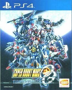 Super Robot Wars OG: The Moon Dwellers (English) PlayStation 4 - PS4