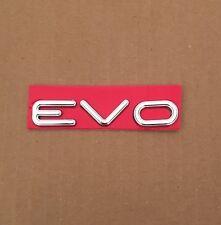 BRAND NEW FIAT Grande PUNTO EVO BADGE STICKY BACK