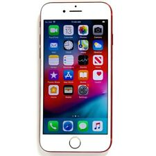 Us Cellular Apple iPhone 7 Red 128Gb Smartphone A1660 Parts Water Damage #2031
