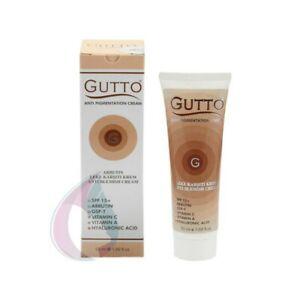 Crème Dépigmentante SPF15+, anti-taches - Gutto Natural