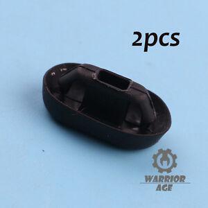 x2 Trunk Lid Plug Cover Cap 8P4827951A For Audi A1 A4 A6 A8 Q3 Q5 Q7 VW Touareg