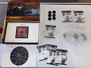 Dungeons and Dragons Chainmail Figures Lot Of Etc.