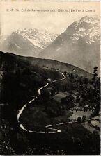 CPA Col de Peyresourde - Le Fer á Chavel (281616)