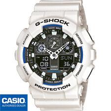 CASIO G-SHOCK GA-100B-7AER⎪GA-100B-7A⎪ORIGINAL⎪BLANCO⎪G-SHOCK Classic⎪HOMBRE