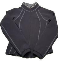 Kuhl Women's Size Small Soft Shell Full Zip Fleece Jacket Black Alfwear Thumb