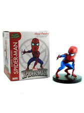 Neca Spider-Man Head Knocker Resin Statue Bobblehead Marvel Universe New In Box