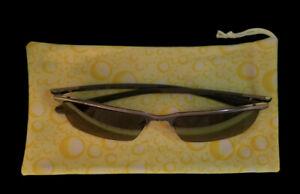 Eyeglass / Sunglass Drawstring Bag (Yellow)