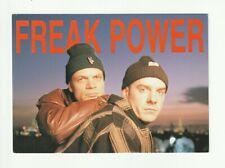 FREAK POWER carte postale n° SPC 2787 groupe britannique Norman Cook