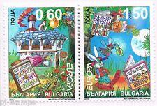 2010 Bulgarije 4945-4946 Europa CEPT kinderboeken - children's books