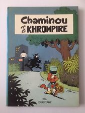 CHAMINOU ET LE KHROMPIRE 1 EO 1965 - MACHEROT RAYMOND - BD DUPUIS