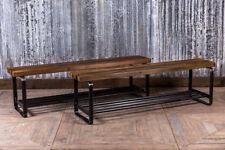 Gothic Antique Benches