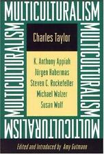 Multiculturalism by Charles Taylor 1994 expanded pb edition princeton univ. pres