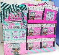 LOL SURPRISE DOLLS PRESENT SURPRISE full case / box of 12 dolls / presents