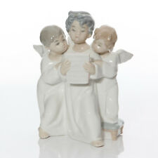 NEW LLADRO #4542  ANGELS GROUP BRAND NIB RELIGION NATIVITY $55 OFF FREE SHIPPING