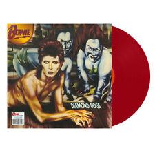 David Bowie - Diamond Dogs - Red Vinyl LP