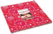 """Spellbound Moda Layer Cake 42 100% Cotton 10"""" Precut Quilt Squares"""