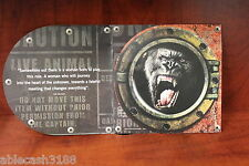 KING KONG CHARACTER COINS NEW ZEALAND FILM INDUSTRY 3 COIN SET