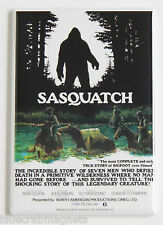 Sasquatch FRIDGE MAGNET (2.5 x 3.5 inches) movie poster bigfoot horror